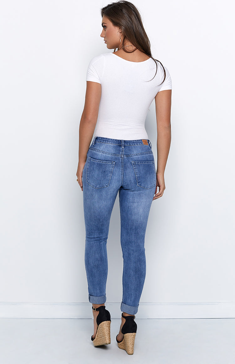 Neutral Days Jeans Denim Wash
