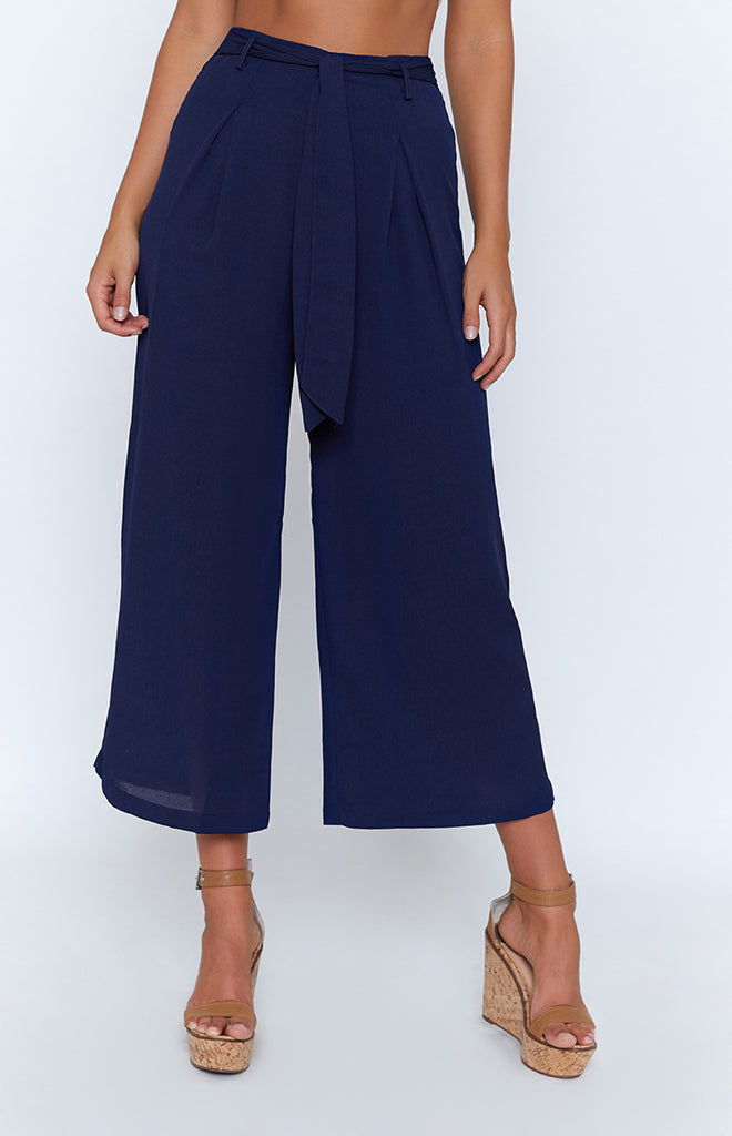 Joelle Pants Navy