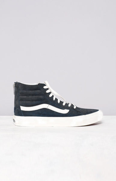 Vans Sk8-Hi Slim Zip Sneakers Blue