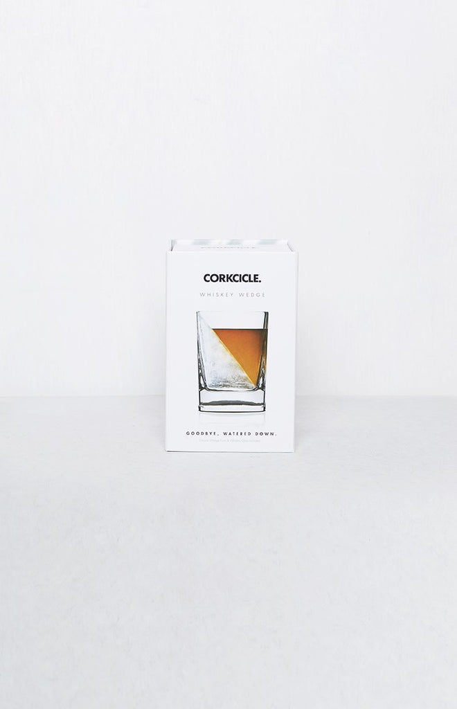 Corkcicle Whiskey Wedge Individual