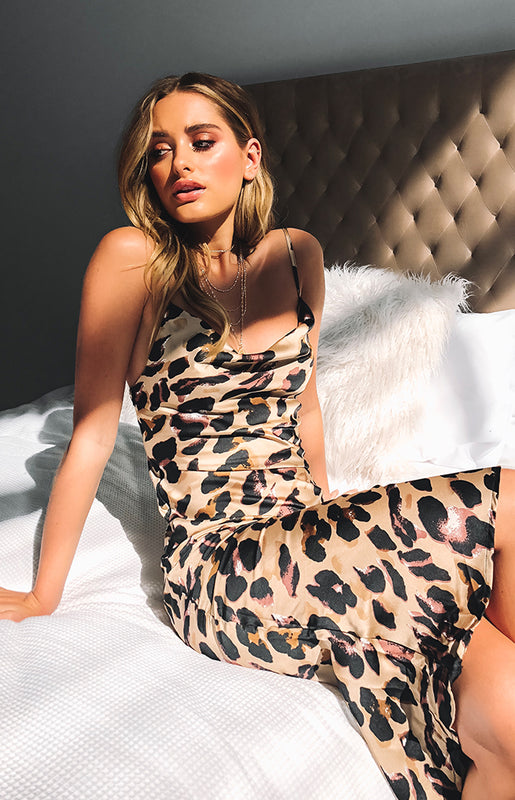 Kimpton Dress Leopard