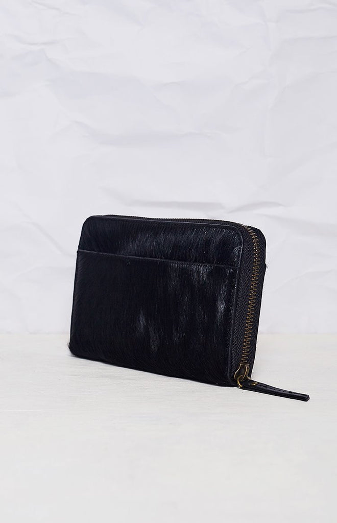 Status Anxiety Delilah Wallet Black