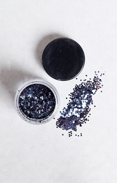 Glitter Bomb Night Sky Navy Glitter Pot
