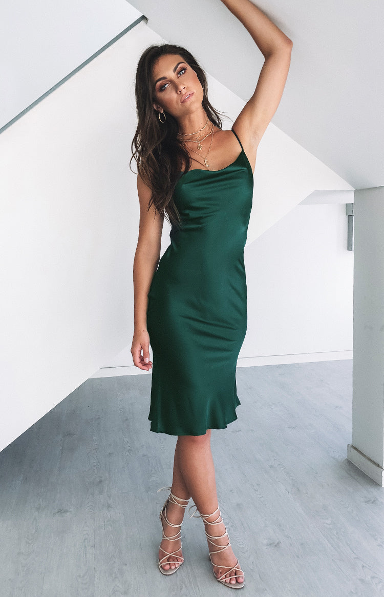 Kimpton Dress Green