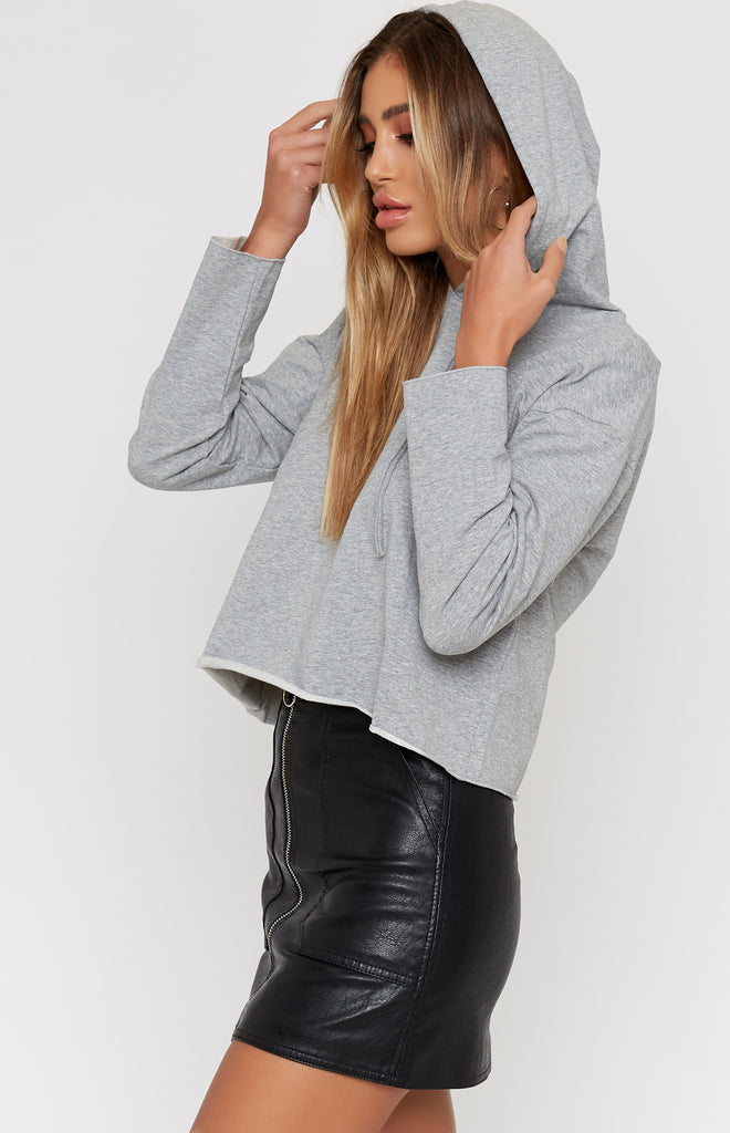 Top Secret Jumper Grey