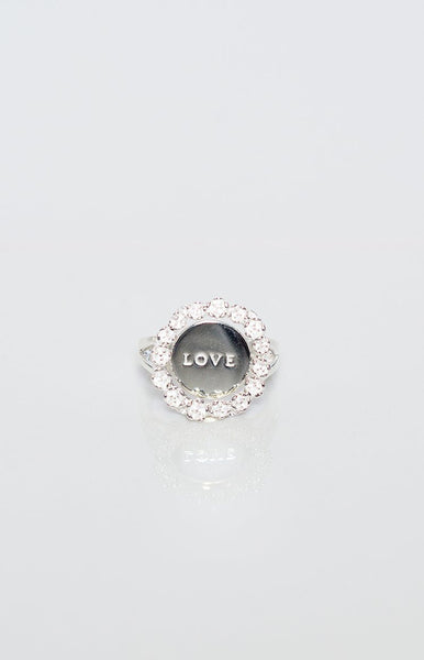Karen Walker Love Hate Mood Ring