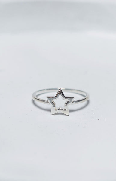Karen Walker Mini Star Ring