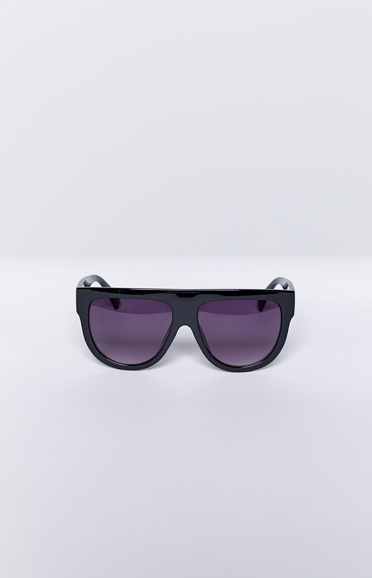 Eclat Laguna Sunglasses Black Purple