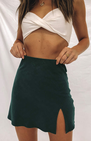Laura Skirt Teal