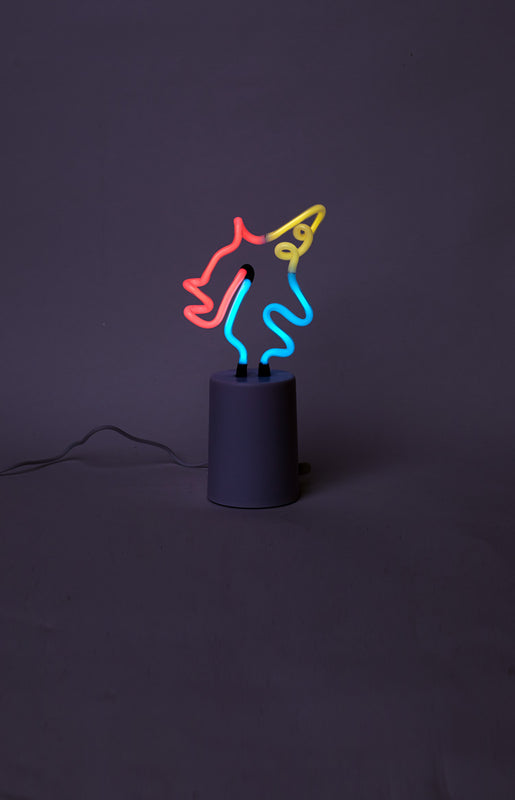 Sunnylife Unicorn Neon Light Small