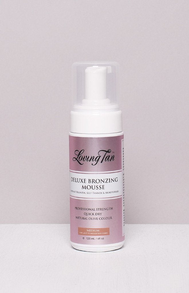 Loving Tan Deluxe Bronzing Mousse Medium