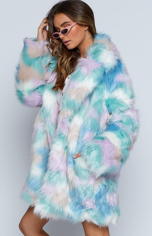 Kodiak Fur Coat Paddle Pop