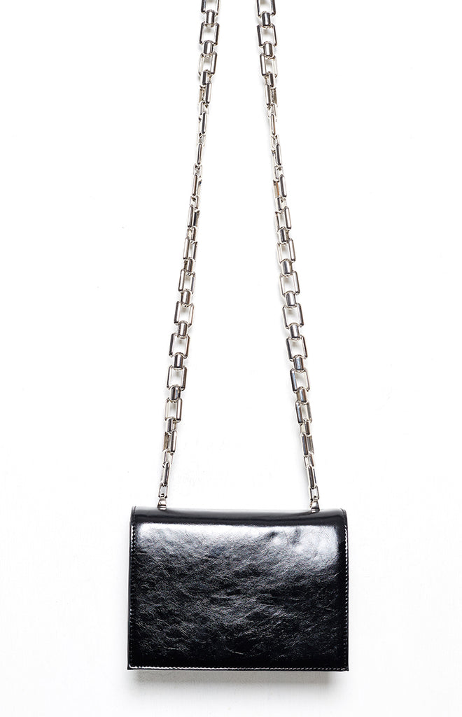 NakedVice The Cross Bag Black