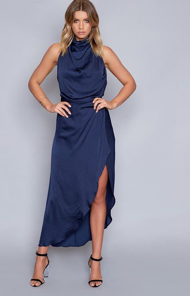 Monumental Dress Midnight