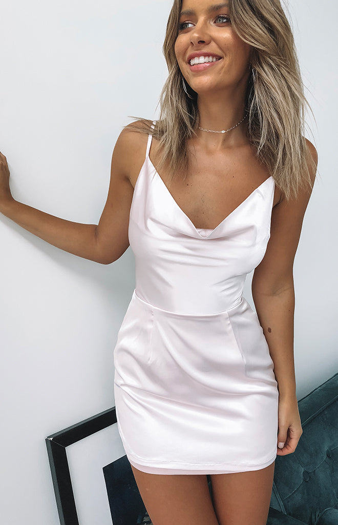 Dakota Dress Pink