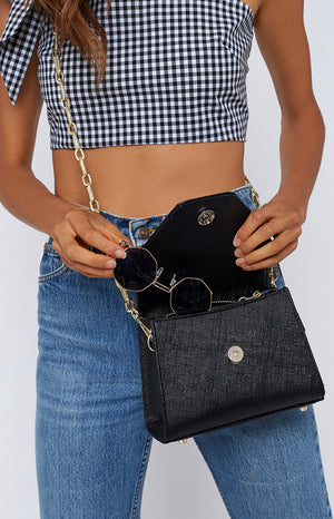 NakedVice The 90210 Bag Black