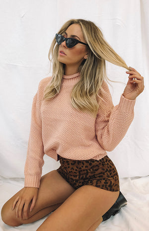 Vivian Jumper Peach