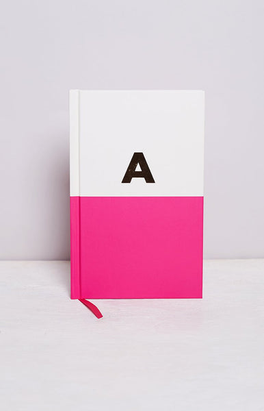 Kate Spade Initial Notebook A