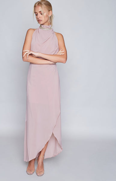 Monumental Dress Mauve