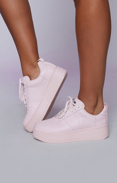 Windsor Smith Racerr Sneakers Powder Pink