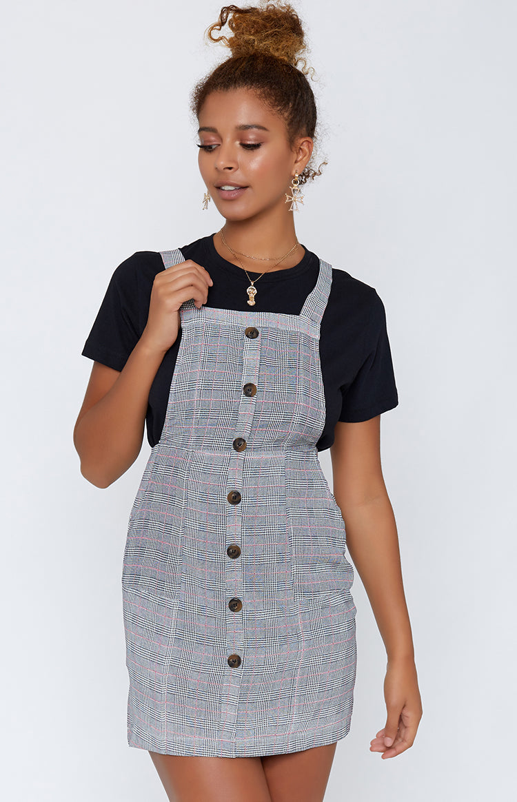 Lala land Dress Plaid