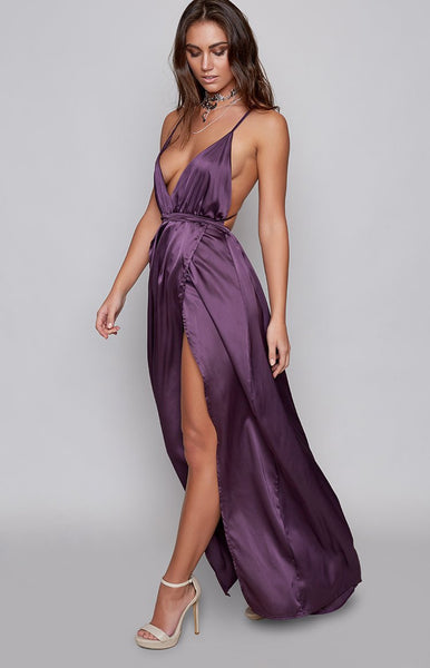 Pandora Formal Dress Amethyst