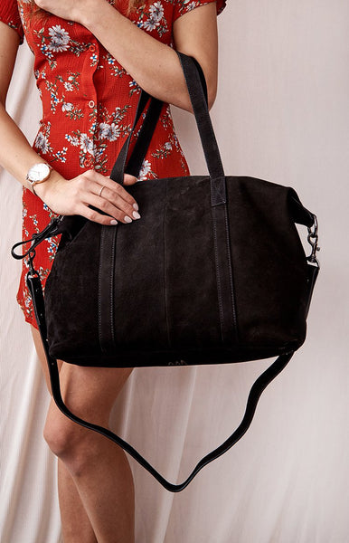 Status Anxiety Fall Of Hearts Bag Black