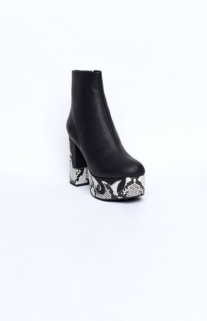 Current Mood Ophidian Boots Black 4