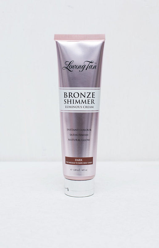 Loving Tan Bronze Shimmer Luminous Cream Dark