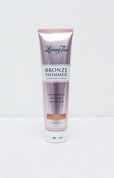 Loving Tan Bronze Shimmer Luminous Cream Medium