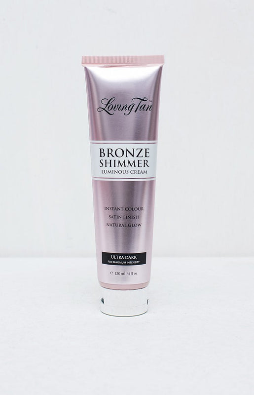 Loving Tan Bronze Shimmer Luminious Cream Ultra Dark