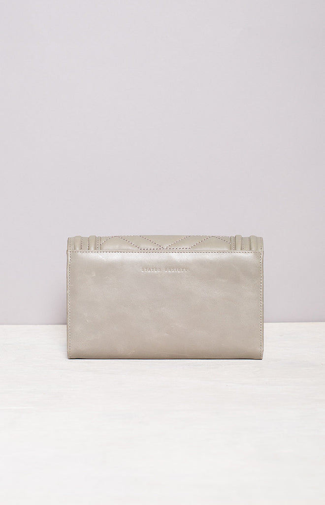 Status Anxiety Subversive Wallet Light Grey