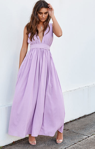 Aurora Formal Dress Lilac