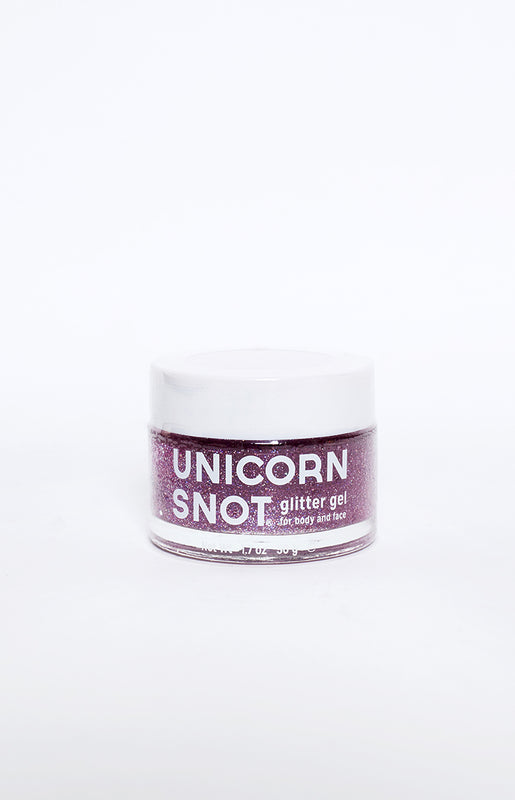 Unicorn Snot Glitter Pot Purple