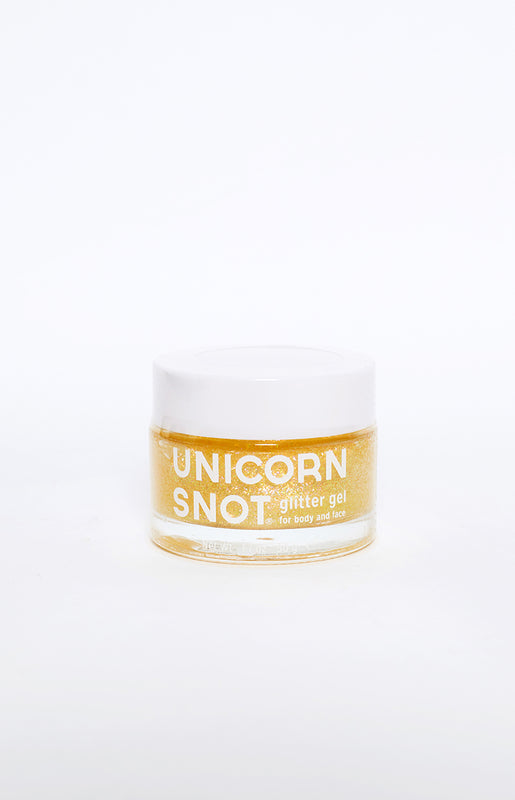 Unicorn Snot Glitter Pot Gold