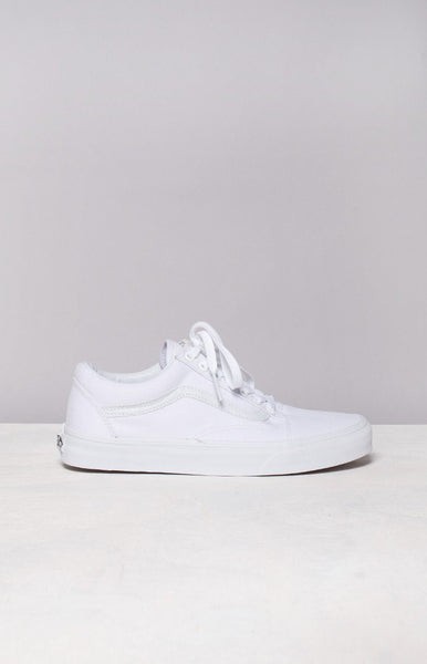Vans Old Skool Sneaker White