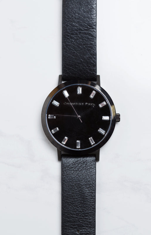 Christian Paul The Strand Luxe 43mm Watch