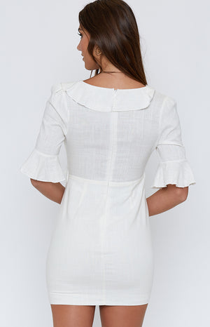Francis Dress White
