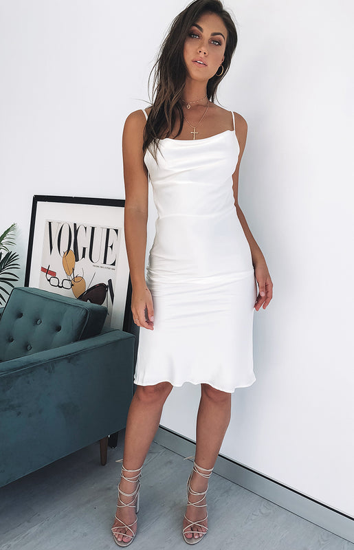 Kimpton Dress White