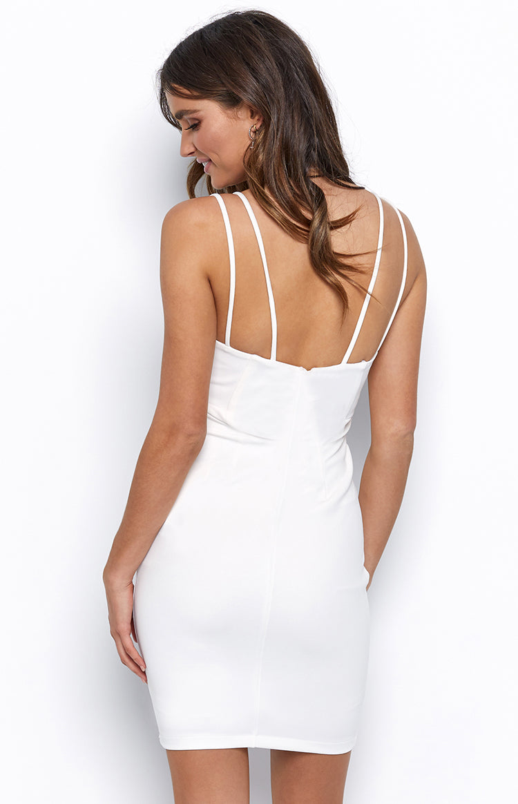Lauren Dress White