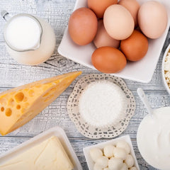 Allergenic Proteins - Dairy, Eggs, & Soy (PRD)