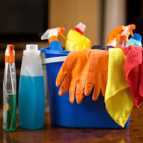 Deadly Household Items: Household Toxic Inhalants