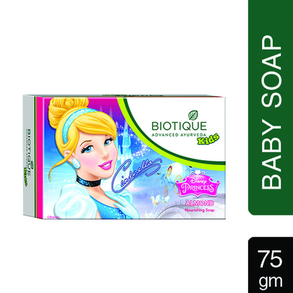 Bt Almond Nou Soap Princess 75g