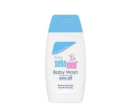 Sebamed Baby Wash Extra Soft 50ml