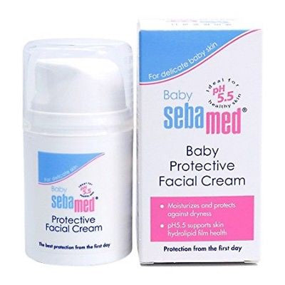Baby Seba Med Protective Facial Cream 100ml