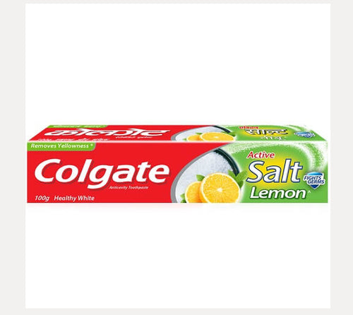 Colgate Active Salt Lemon 100g
