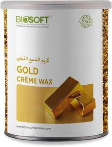 Biosoft Gold Cream Wax 800ml