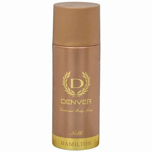 Denver Hamilton Noble Deodorant Body Spray 165ml