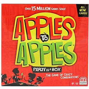 Apples To Apples Party In A Box The Game Crazy Combinations 1U
