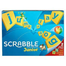 Scrabble Junior Crossword Game